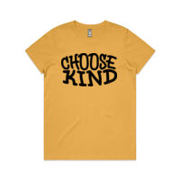 Choose Kind by Brisbane Hand Lettering (Adult Black) Thumbnail